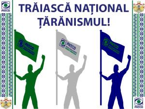 Trăiască taranismull-steag